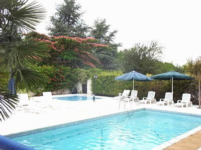 Holiday rental home near Chatellerault, Indre et Loire - La Grange