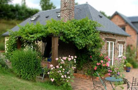 Calvados Holiday Rental accommodation in Normandy, Sainte Marguerite de Viette, France