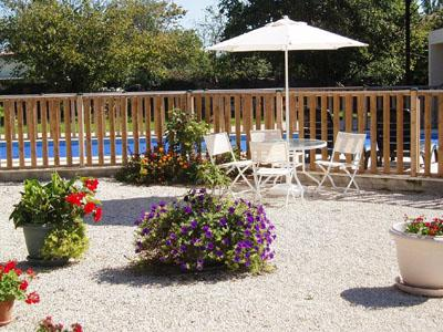 Self Catering Holiday Gite in the Cognac region, Charente-Maritime