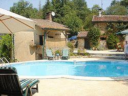 Charente Holiday Rental Home near Confolens, Poitou-Charentes, France