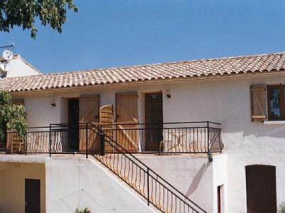 Three fantastic apartments for rental near Narbonne, Aude ~ Ideal for couples