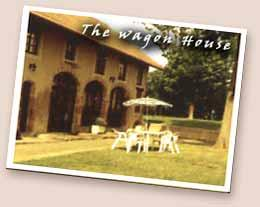 Holiday Rental Gite in Gers, Pyrenees, France ~ The Wagon House