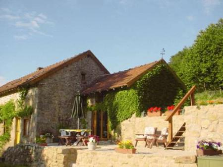 Country Holiday Gite in Eymoutiers, Haute Vienne, France
