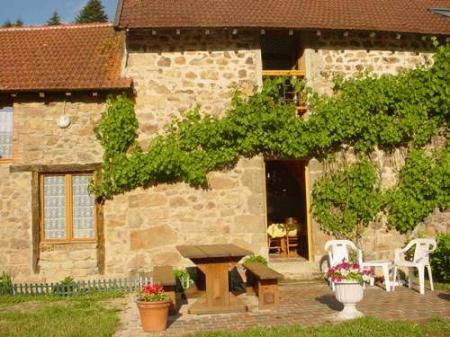Holiday rental Gite in the countryside of Haute Vienne, Limousin, France