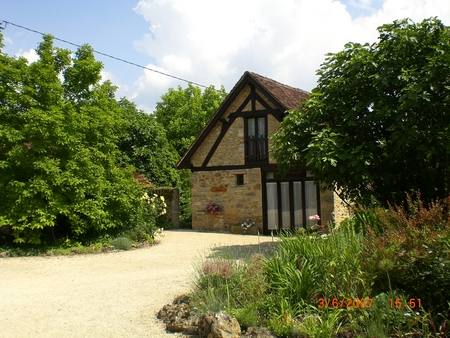Private Holiday Cottage with pool in Lot, Near the River Dordogne  / La Petite Grange