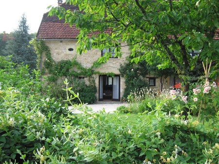French self catering gites in Lot, Midi-Pyrenees / Le Jasmin