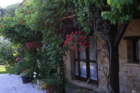 Self catering Lot Holiday Rental Cottages with Saline Pool, Midi-Pyrenees, France / La Lavande
