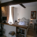 Romantic, bright and spacious Saint-Chinian studio apartment