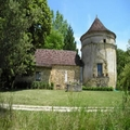 Character 2 Bedroom Holiday House in Plazac, Dordogne, France