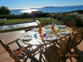 Luxury Sea view Holiday Rental Villa with Heated Pool, Mont des Oiseaux, Nr Hyeres, France