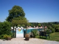 Comfortable Self-catering Gite with Private Pool, St Guen, Between Loudeac and Mur de Bretagne, Brittany - The Barn