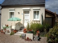QUAINT & COSY STONE-BUILT COTTAGE  IN THE LOIRE VALLEY  FOR 1 / 2 PERSONS