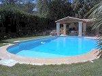 Self catering France - Holiday property in the South of France. Luxury villas with pools at rent-in-france.co.uk. French holiday properties, villas with pools in Nice, Cannes and St Tropez